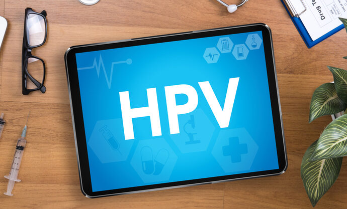 HPV on Tablet